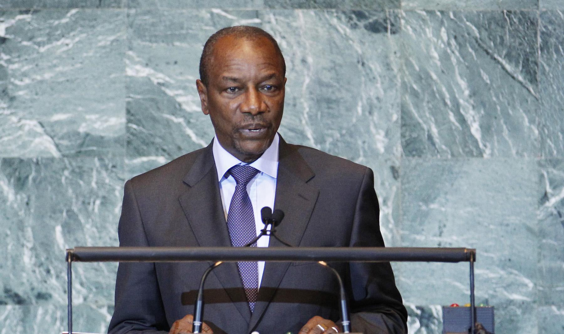 Guinée : Des