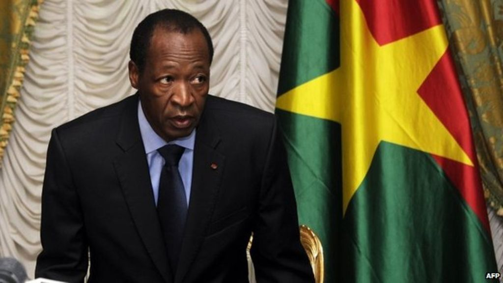 Côte d'Ivoire/ A un  an de la présidentielle: Blaise Compaoré a peur