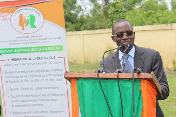 Politique nationale:  Le PDCI proteste contre l'arrestation de Jacques Mangoua