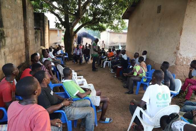 Le climat politique se crispe en Côte d'Ivoire, à un an de la présidentielle