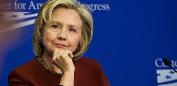 Hillary Clinton répond à Trump qui la tacle sur Twitter: