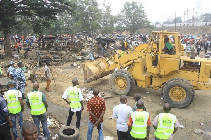 Reportage/ Boulevard Nangui Abrogoua d'Adjamé  : Un désordre remplace un autre