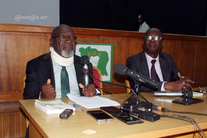 Affaire Mangoua: Les avocats du baron du Pdci crient au complot