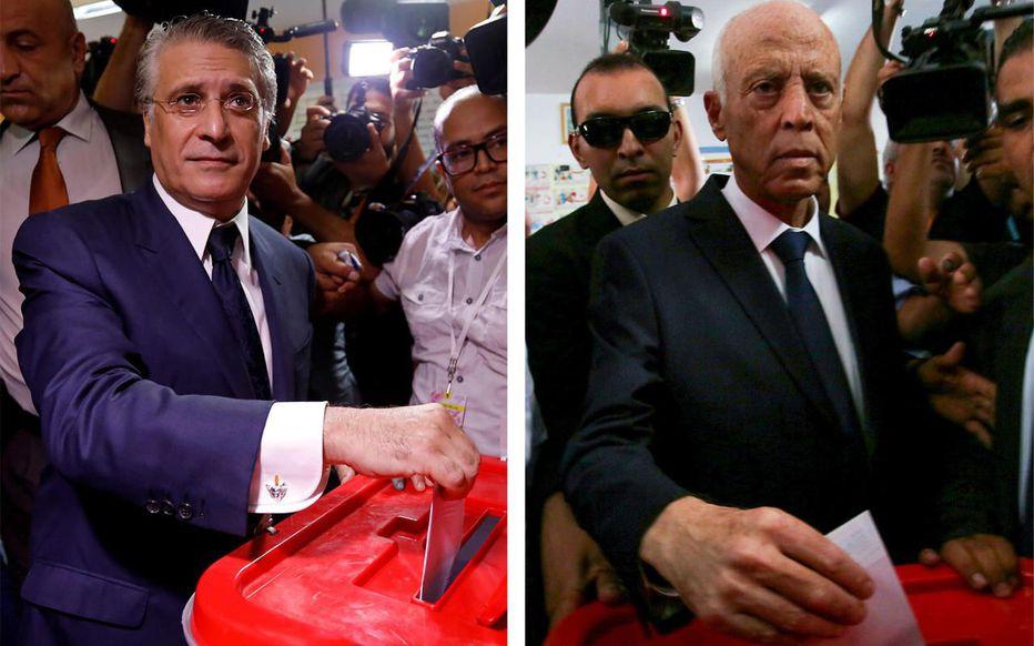 Présidentielle en Tunisie : Kais Saied élu, selon la télévision nationale
