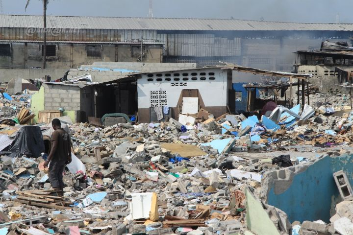 Opération de déguerpissement à Abidjan : Quand la démolition des maisons fait le bonheur de certains