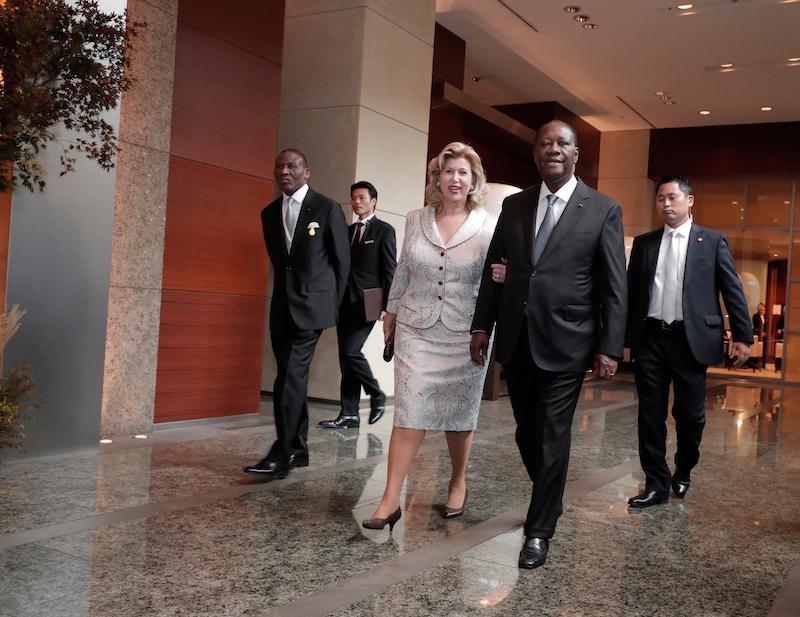 Le Chef de l'Etat a pris part à la cérémonie d'intronisation du nouvel Empereur du Japon