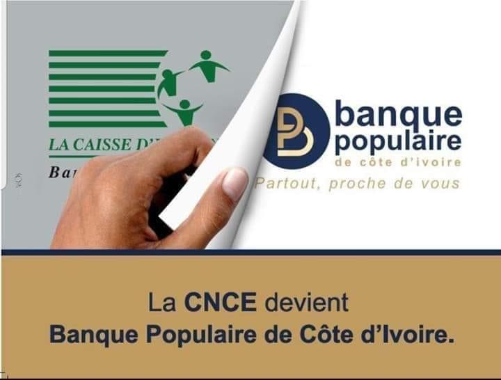 Finances: La CNCE devient Banque populaire