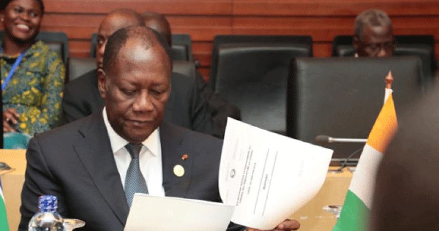 Sommet extraordinaire de la Cedeao: Ouattara attendu à Niamey ce vendredi