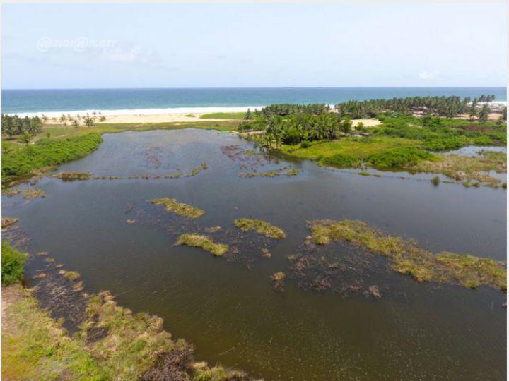 Inondation à Grand-Bassam: 38,42 milliards Fcfa pour l'ouverture de l'embouchure du fleuve Comoé