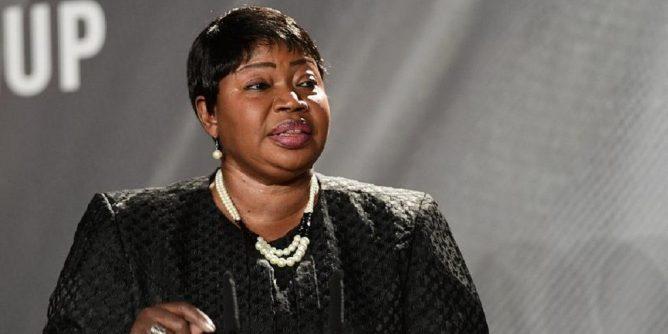CPI Violences politiques en Guinée: Bensouda menace Alpha Condé et son régime