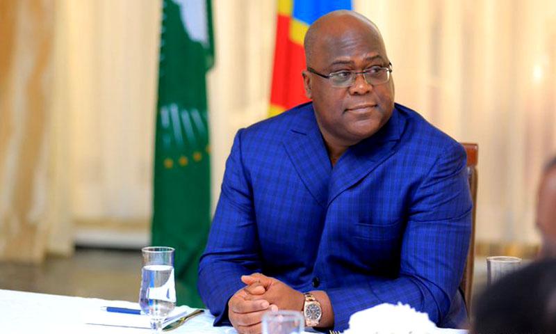 Félix Tshisekedi : « La RDC répondra présente au rendez-vous du donner et du recevoir en ce qui concerne la paix et le développement »
