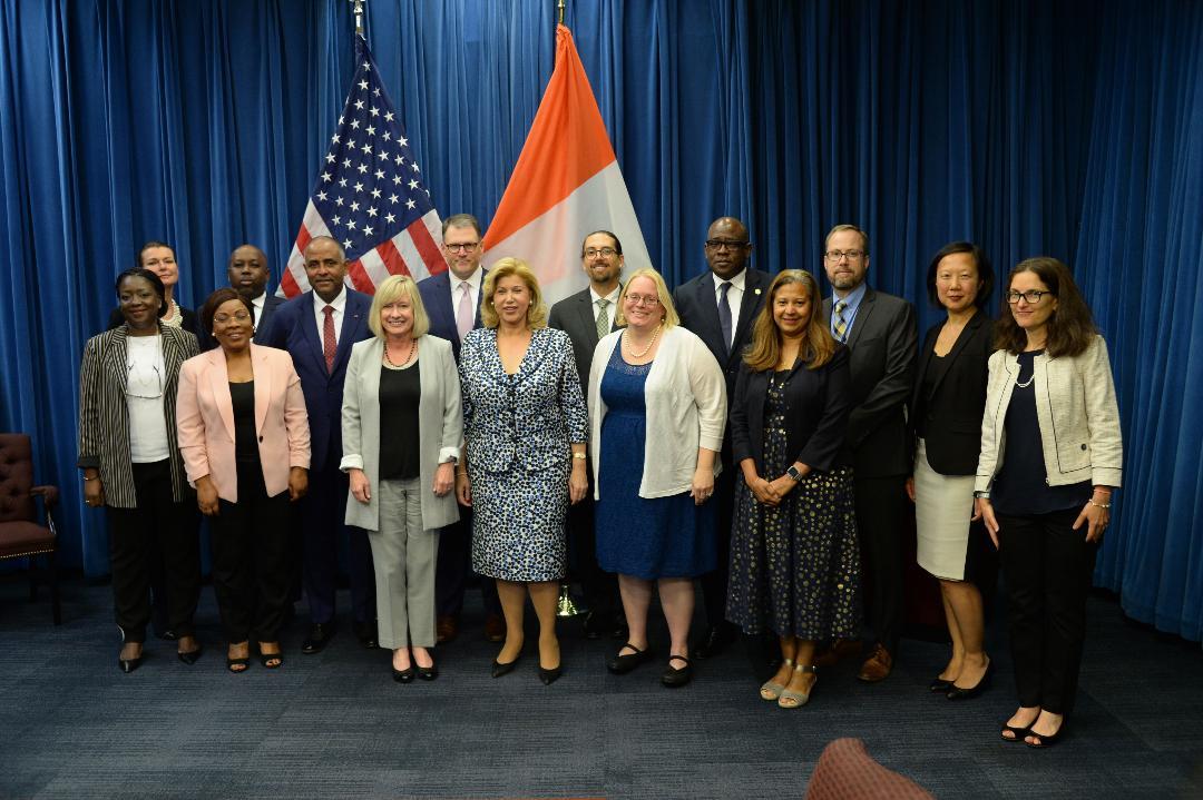 Breaking News,les Etats-Unis félicitent la Côte d'Ivoire pour ses efforts dans la lutte contre le travail des enfants
