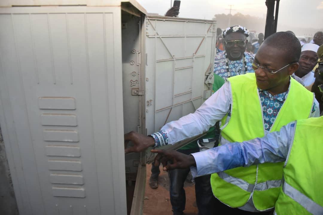 Côte d'Ivoire- Depuis Tioro Bruno Koné: