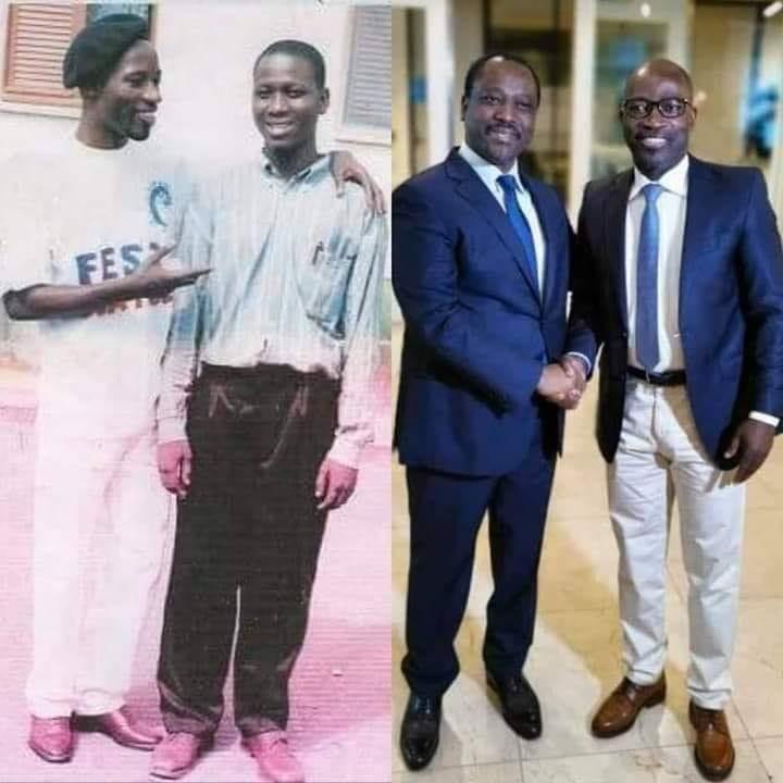 A un an de la présidentielle: Les Ivoiriens divisés sur le rapprochement Soro-Blé Goudé