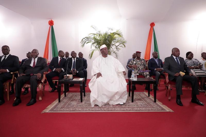 En meeting à Niakara  :Ouattara tacle l'opposition: «On n'est pas dans le bavardage»