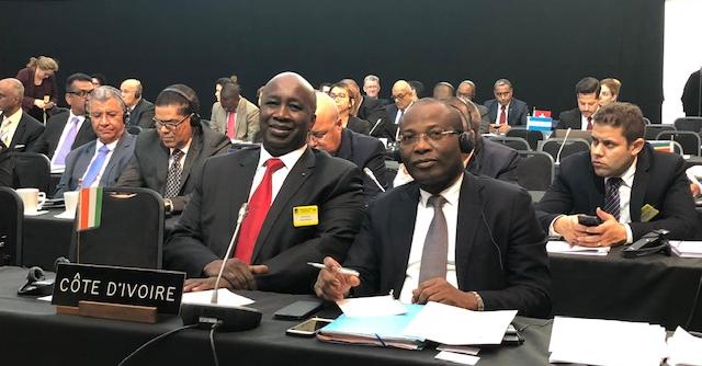 La Côte-d'Ivoire présidera et abritera les réunions du Conseil de l'Organisation internationale du sucre (ois) en 2020