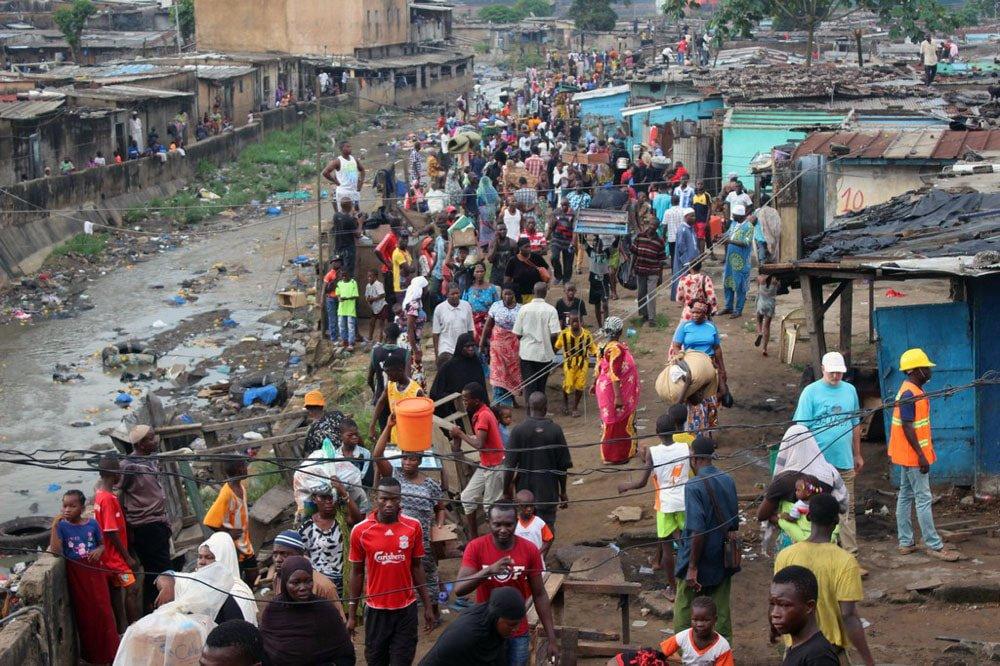 4e pont d'Abidjan: Le déguerpissement de force des populations du quartier Boribana (Attécoubé) a débuté