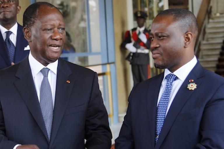 Guillaume Soro veut rencontrer le président Ouattara