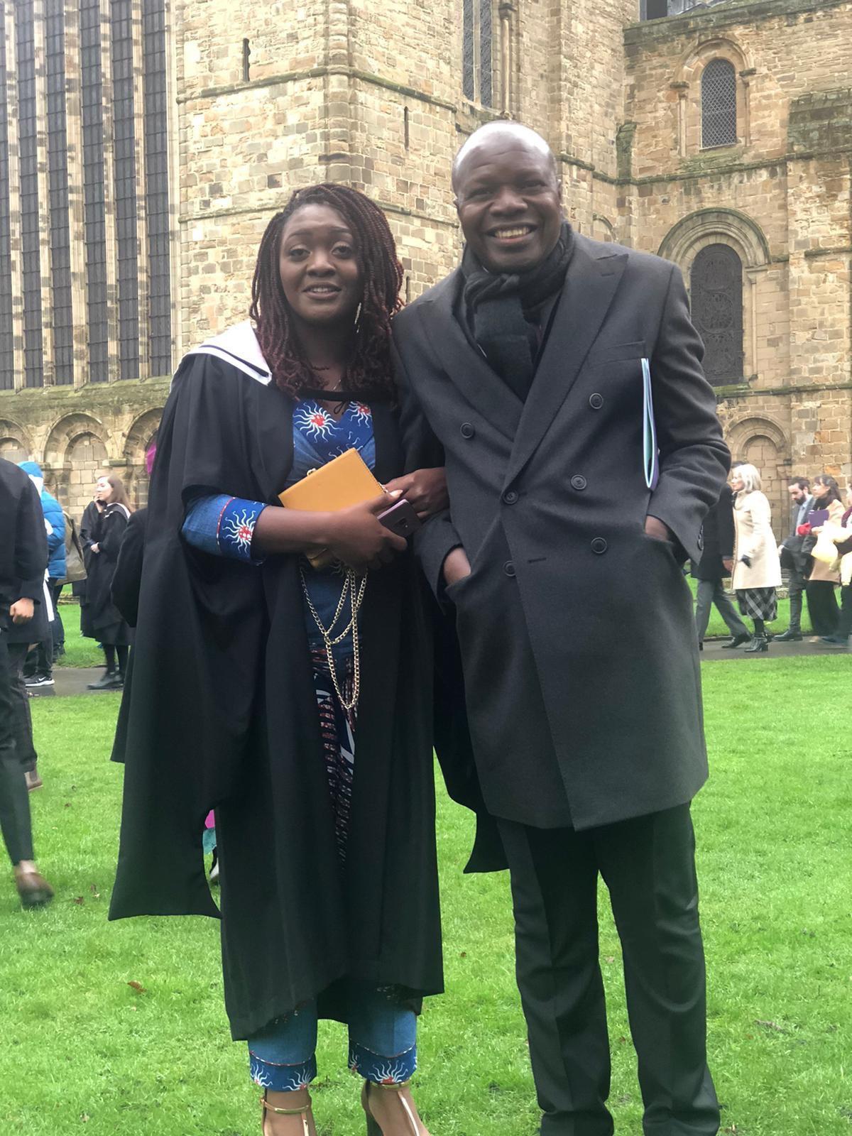 Nnenna Nwakanma: «Collez la paix au ministre Mabri »