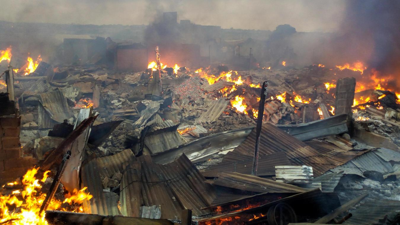 Point de vue : Qui brûle nos marchés ?