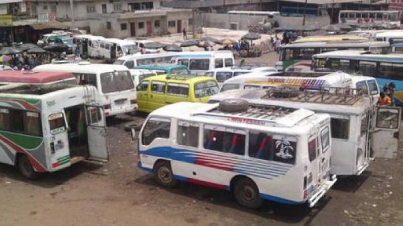 Yopougon: Le transport paralysé ce matin