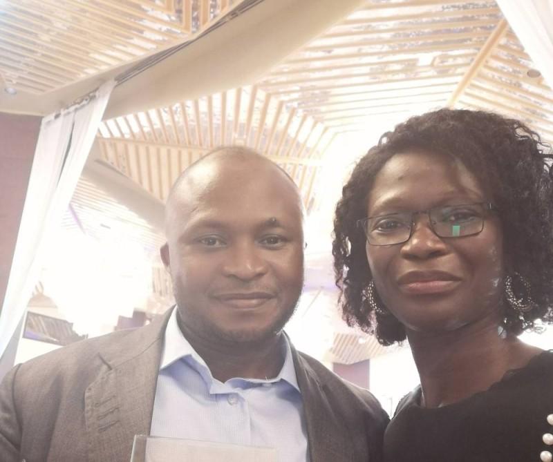 Ebony 2019 : Francis Kouamé d'Emergence économique primé