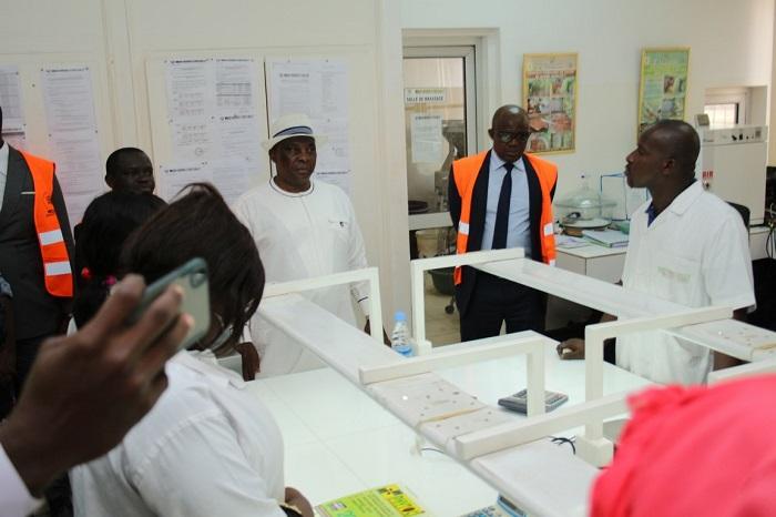 Port d'Abidjan : Kobenan Adjoumani visite ses installations sous tutelle