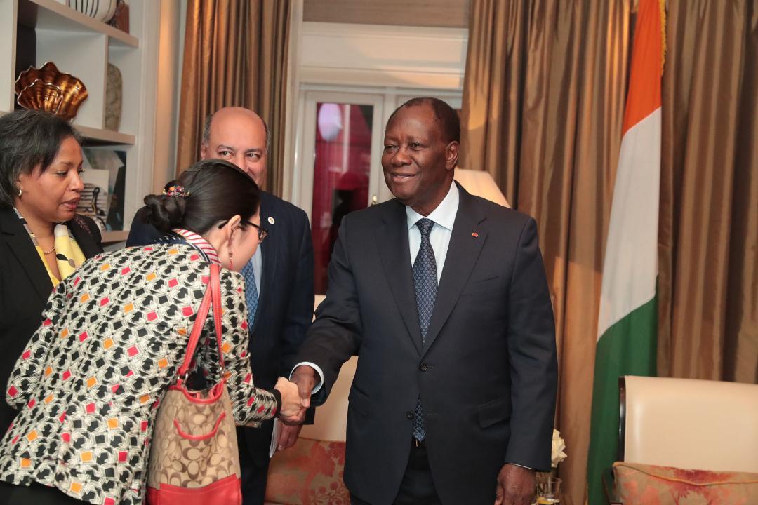 Point de vue: Tous à  l'assaut de l'Afrique !