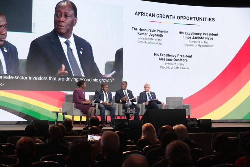 Sommet Royaume-Uni-Afrique : Alassane Ouattara présente le modèle ivoirien