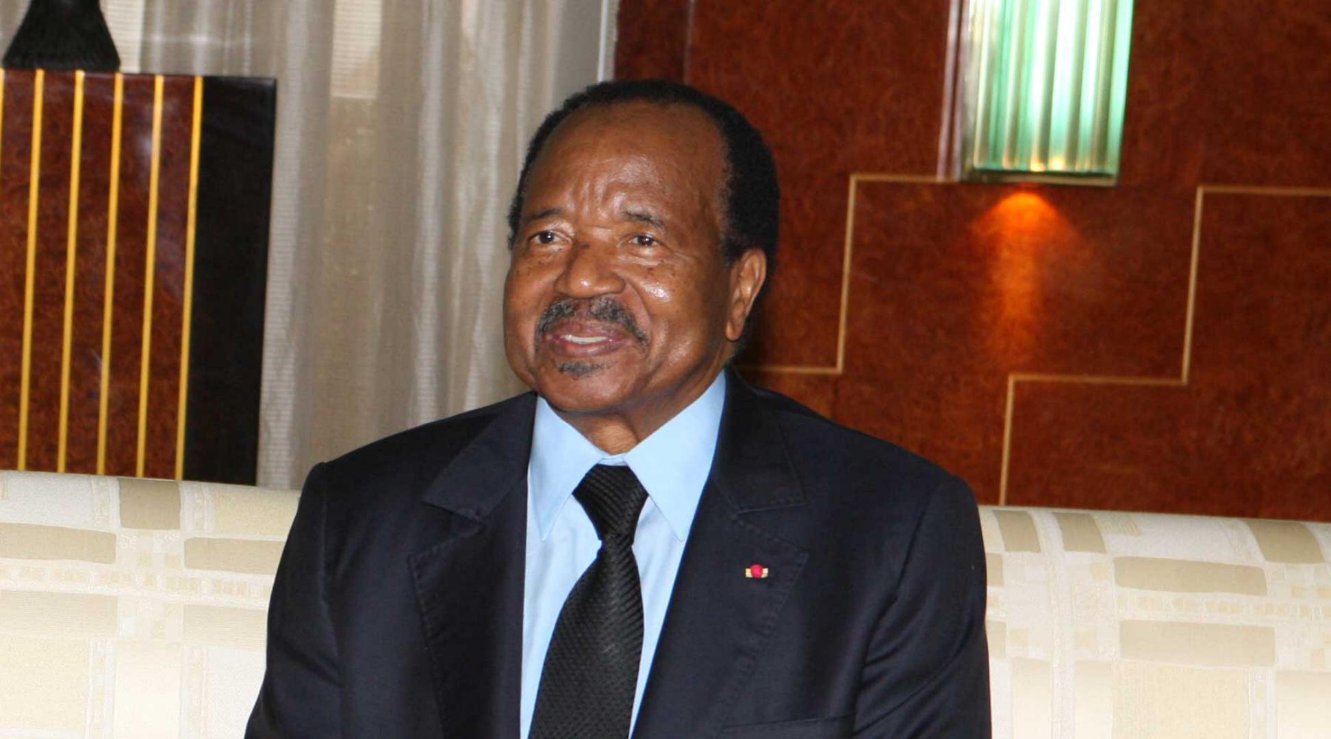 Cameroun : Paul Biya invite les séparatistes à déposer les armes