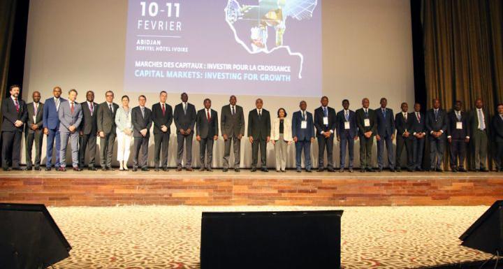 Marchés financiers de l'UEMOA : 7500 milliards FCFA levés  en 2019