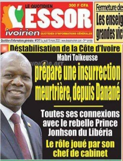 Communiqué de l'Observatoire de la liberté de la presse, de l'éthique et la déontologie -OLPED - et du Conseil exécutif provisoire du Cénacle des journalistes séniors