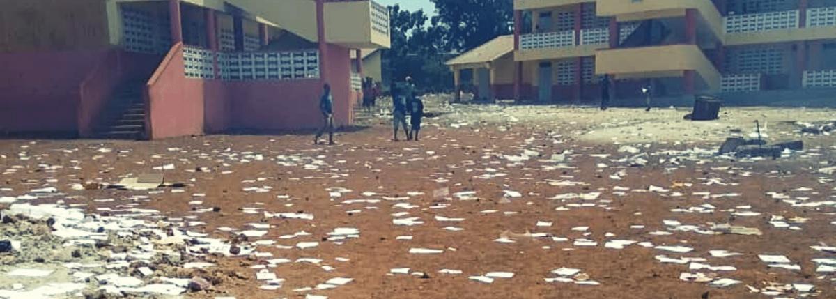 Guinée : les acquis de la démocratisation de 2010 remis en cause.