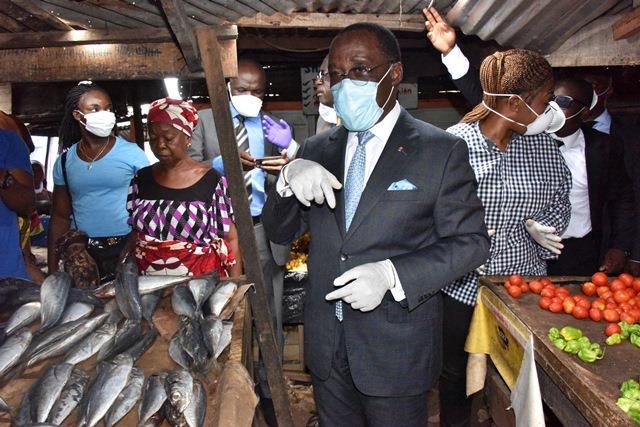 Côte d'Ivoire -Coronavirus : Lettre Ouverte à Monsieur le Ministre de la Santé