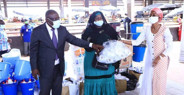 Lutte contre le coronavirus : Ramata Bakayoko exhorte les femmes à être des relais pour le respect des gestes barrières