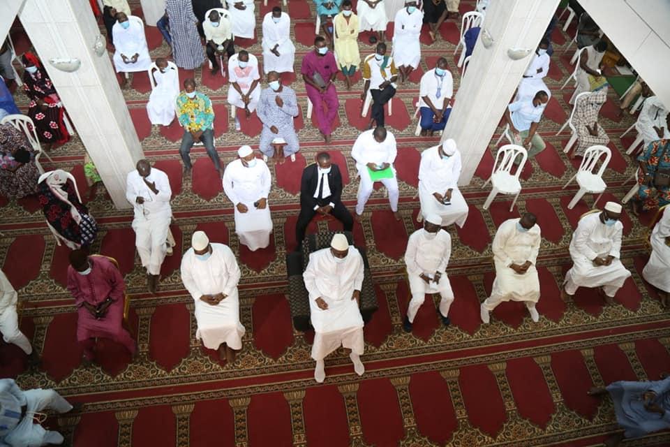 Côte d'Ivoire :  La nuit du destin célébrée dans la sobriété et le recueillement