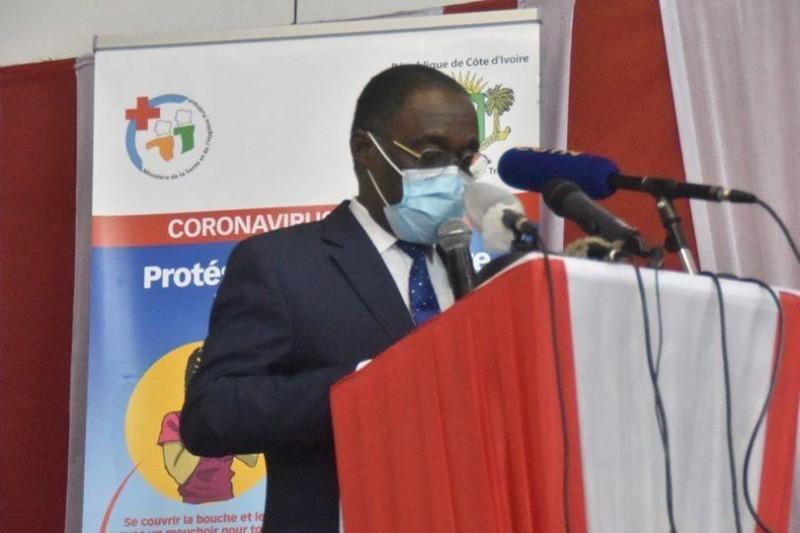 Infection au Coronavirus  :La Côte d'Ivoire enregistre 78 nouveaux cas, un nouveau décès