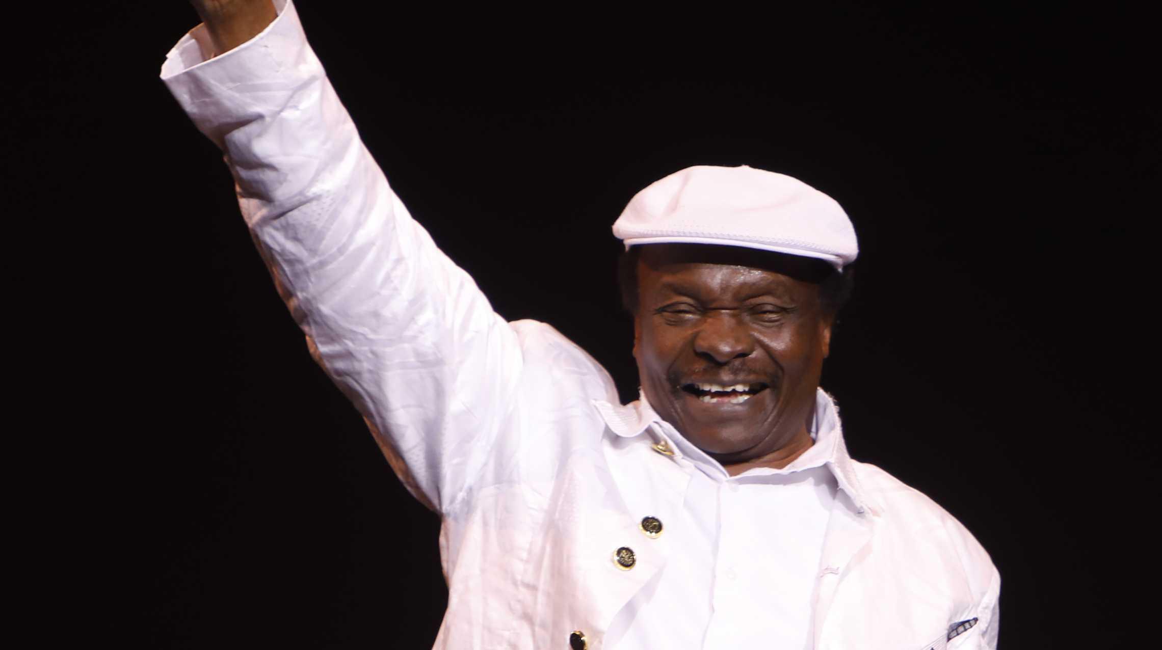 L'artiste guinéen Mory Kanté est mort: Un baobab de la musique mandingue s'écroule